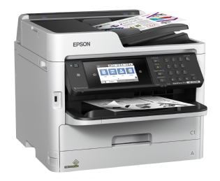 Multifuncional Epson Monocromatica A4 Workforce Pro WF-M5799