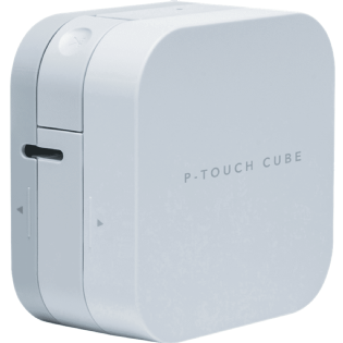 Rotulador Eletronico Brother P-Touch Cube - PT-P300BT
