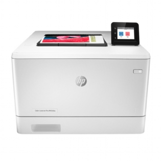 Impressora HP Laser Color M454DW A4