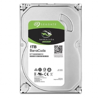 HD Seagate BarraCuda, 1TB, 3.5, SATA