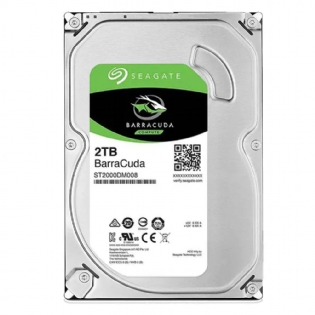 HD Seagate BarraCuda, 2TB, 3.5, SATA